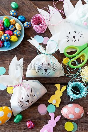 little gift bags for easter