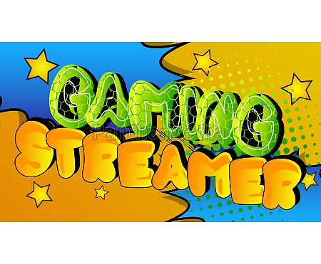pc or console gaming streaming gamer