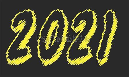 2021 blackboard writing