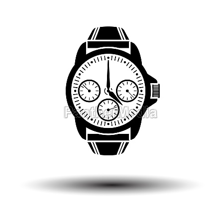business watch icon