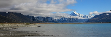 mount cook highest mountain in new