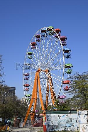 ferris wheel ferris wheel in the