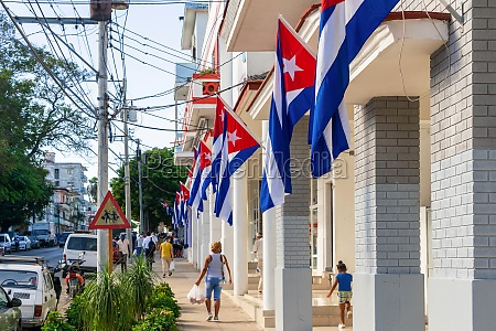 cuban flags
