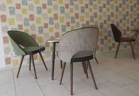 dining room with chairs and table