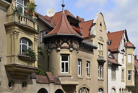 old houses stuttgart