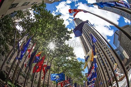 rockefeller center image new york