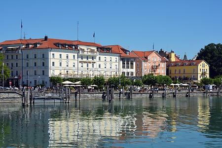 port of lindau germany