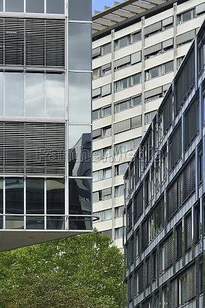 modern facades stuttgart