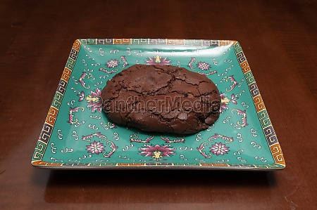 traditional fudge cookie