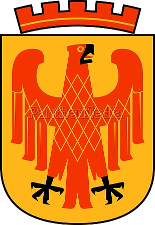 coat of arms of potsdam