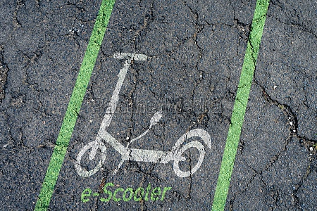 parking space for people with disabilities