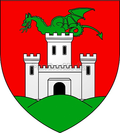 coat of arms of ljubliana