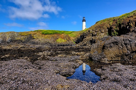 lighthouse spiegelung