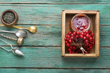 viburnum berry jam