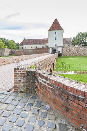sarvar castle nadasdy var western transdanubia