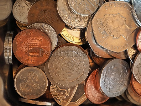 pound coins united kingdom