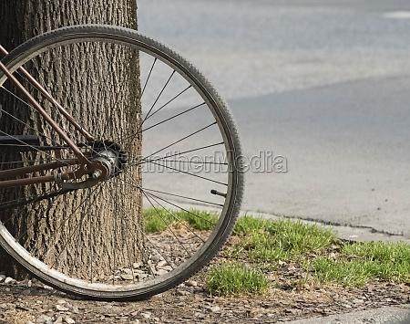 symbol image bike or bicycle