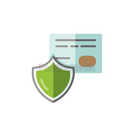 secure payment credit card and security