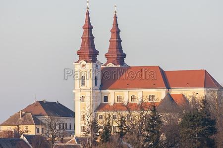 church in wullersdorf north austria