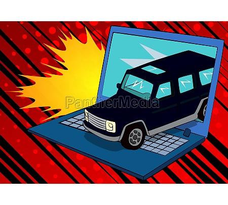 auto rental online sale purchase car