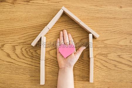 home real estate concept