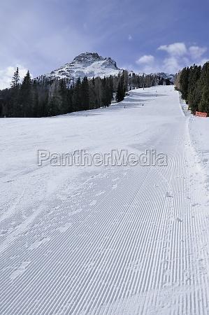 pra di tori ski run costalunga