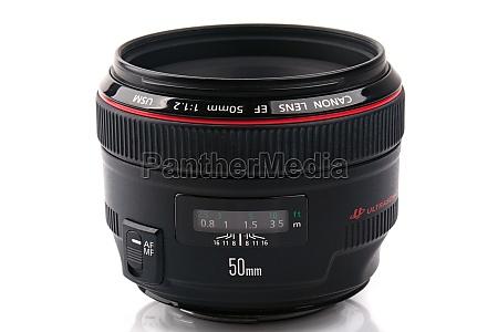 canon premium 50mm lens