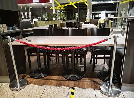 lockdown in gastronomy