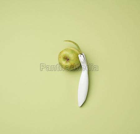 plastic knife for peeling vegetables fruits
