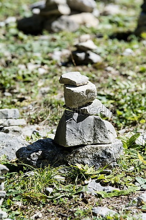 stone tower in south tyrol