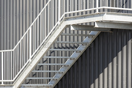 stairs in closeup