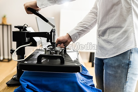 tshirt print heat press
