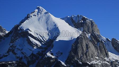 wildhuser schofberg mountain of the alpstein