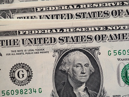 dollar notes united states