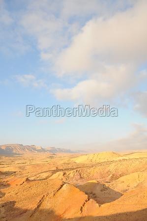 desert landscape at sunrise hiking desert