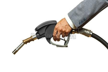fuel pump gas fueling
