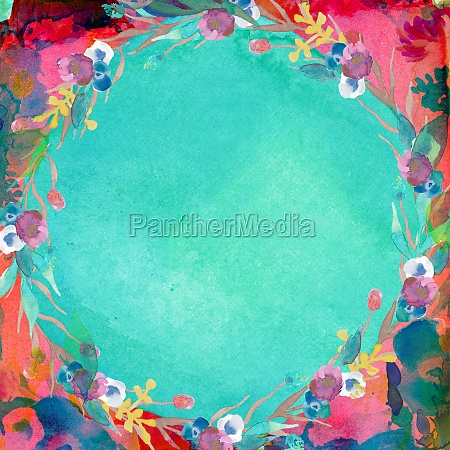 watercolor texture design background