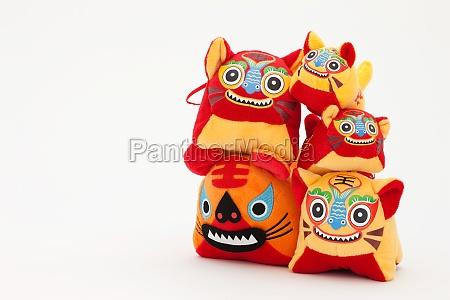 a group of jixiang hu
