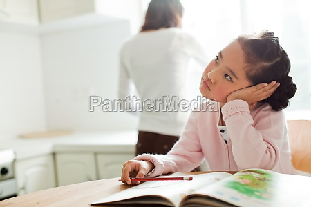 education mother and daughter life focus