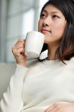 a woman leisure