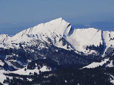 beautiful, shaped, mountain, grosser, speer, in - 29745423