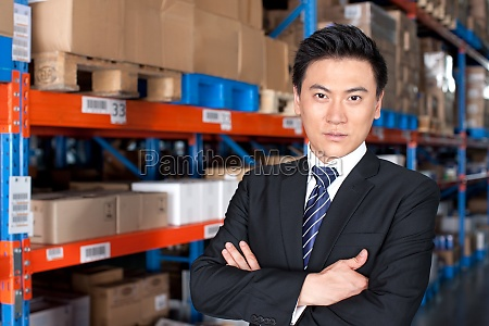 carton staff abundance warehouse asians station