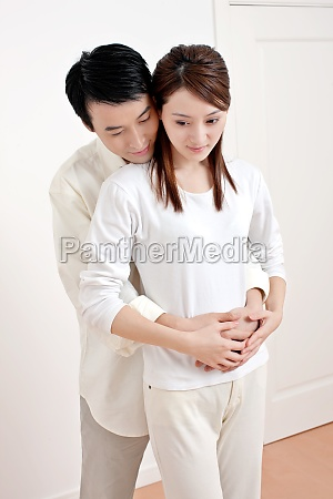 photo of a couple in a