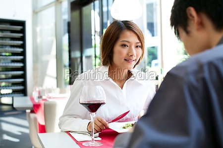 two white collar dine in restaurants