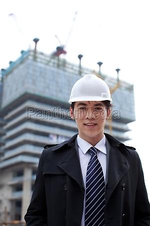 construction site staff