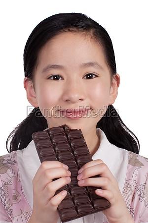 a girl favorite food