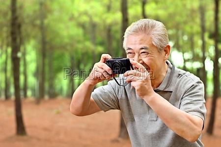 digital life of older people