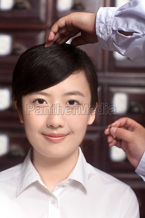 traditional acupuncture