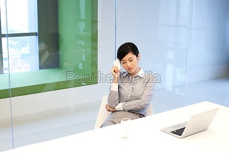 rest time white collar business
