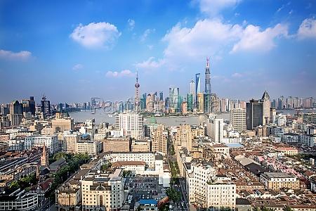 city office building landmark building skyscrapers